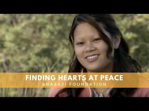 Finding Hearts at Peace - ANASAZI Foundation