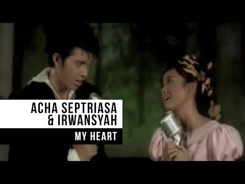 Acha Septriasa & Irwansyah - My Heart (Official Video) Official music video by Acha Septriasa & Irwansyah - My Heart taken from album heart yang Suka film romantis pasti tahu