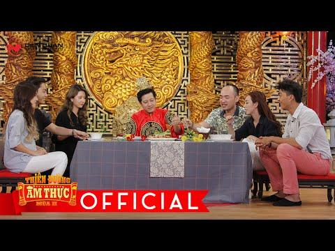 Thiên đường ẩm thực 2 | tập 4 full hd: Thu Trang, Tiến Luật khiến Quỳnh Anh Shyn
