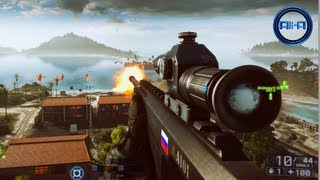 Ali-A Plays BF4! Battlefield 4 MULTIPLAYER Gameplay