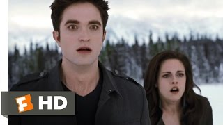 Twilight: Breaking Dawn Part 2 (7/10) Movie CLIP The