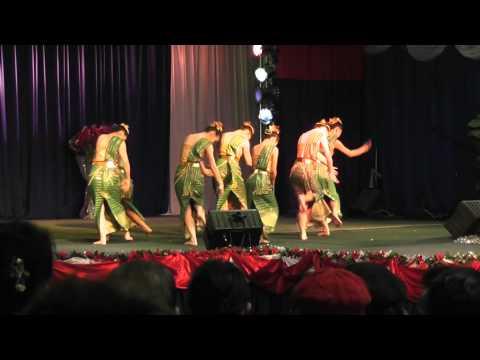 nkauj hmoob hli xiab - (round 2) Hmong International New Year Dance Comp. 2012-2013