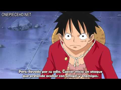 One Piece - 617 Avance (Preview) HD