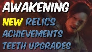 "COD Ghosts ""AWAKENING"" NEW TEETH UPGRADES RELICS"