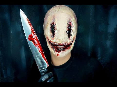 Smiley - Halloween Makeup Tutorial Horror