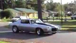 1971 Camaro Z28 383 Stroker