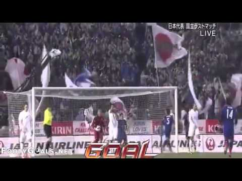 Japan 4 2 New Zealand   FootyGoals   Latest All Goals and Match Highlights