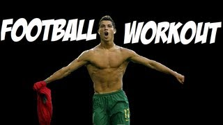 Bodyweight Workout Football / Soccer Conditioning