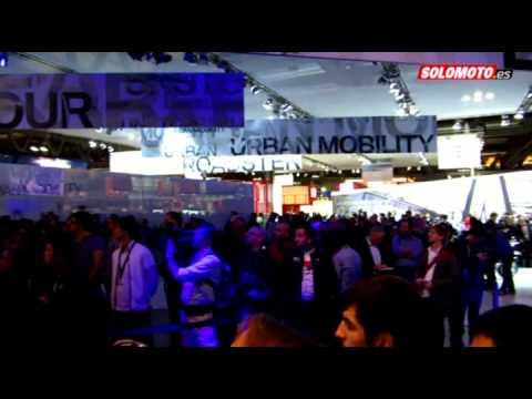 EICMA 2012. Presentación novedades BMW 2013