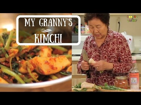 How to Make Kimchi: Korean Food with Granny (Episode 1)