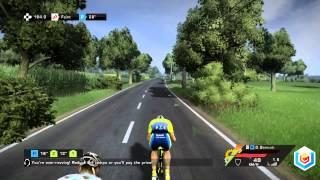 Le Tour De France 2014 Gameplay Trailer (PC, PlayStation 3