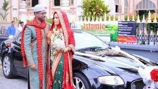 Wedding Highlights of Ariff and Ayessha