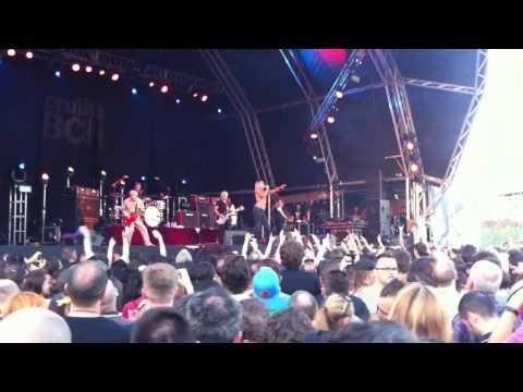 Iggy & The Stooges - Gimme Danger - Parc del Fòrum, Barcelona, Catalunya