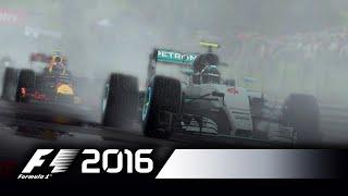 F1 2016 - Lewis Hamilton a Hungaroringen