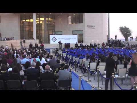 Thomas Friedman American University of Iraq, Sulaimani Commencement Speech