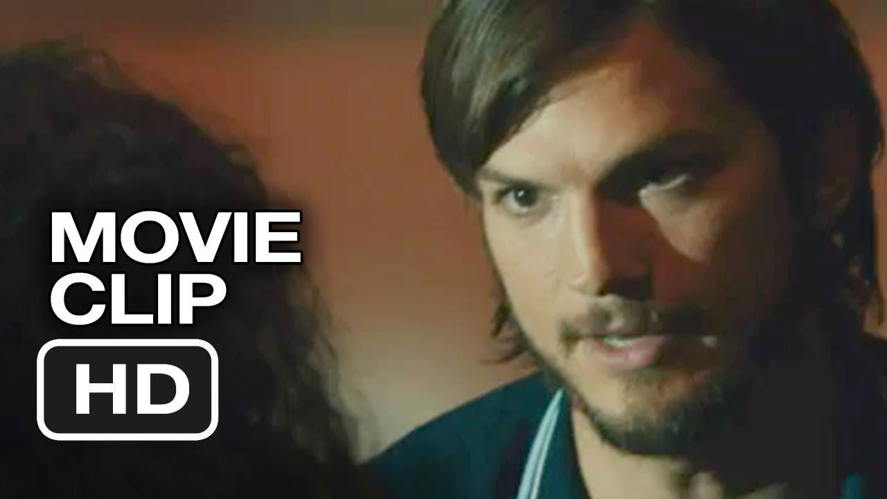 jOBS Movie CLIP (2013) - Ashton Kutcher Movie HD - YouTube
