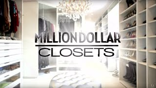 Million Dollar Closets with Lisa Adams / Episode 1