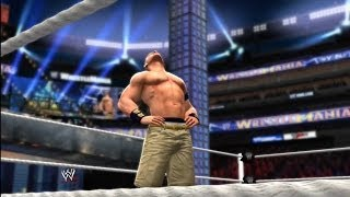 WWE 2K14: Wrestlemania 29: John Cena Vs. The Rock (WWE