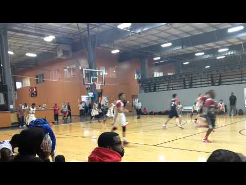 Caron Butler Elite vs CP3 Highlights Session #3 in Louisville @NYBL