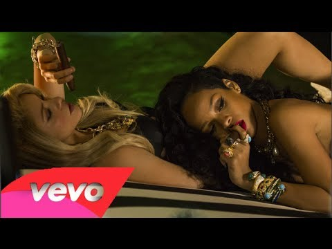 Shakira ft Rihanna - Can't remember to forget you