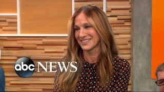 Sarah Jessica Parker talks 'hard conversations' amid the #MeToo movement