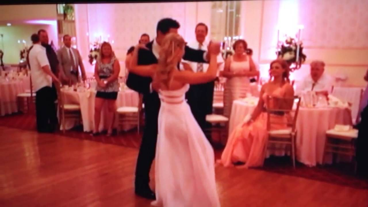 Danbers First Dance Wedding Dance Michael Buble Everything Best Wedding Dance Ever