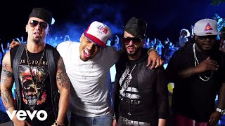 Wisin & Yandel Algo Me Gusta De Ti Ft. Chris Brown, T