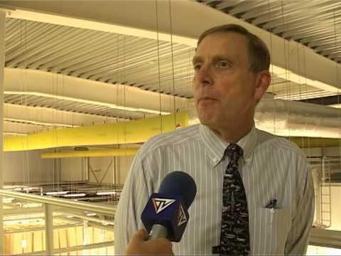 Смотреть видео Летняя школа спутниковых технологий в Вентспилсе