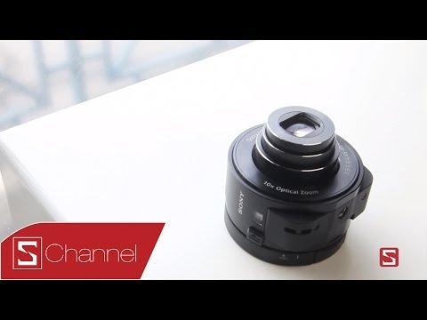 Đánh giá chất lượng hình ảnh của ống kính QX10