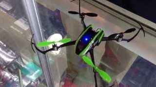 Nano QX Flight Time