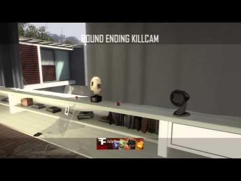 My First Sick Black Ops 2 Killcam! (Suicide!) | FaZe Ramos