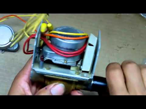 Honeywell zone youtube for Honeywell valve motor replacement