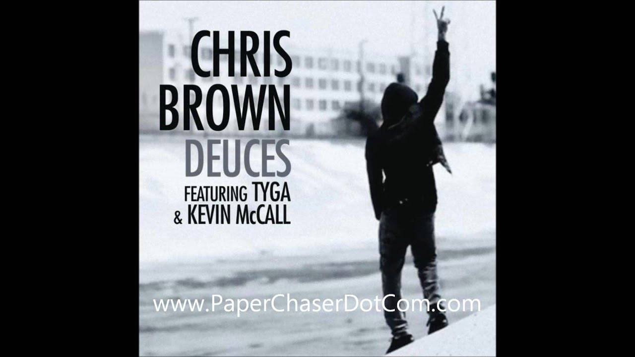 deuces chris brown instrumental