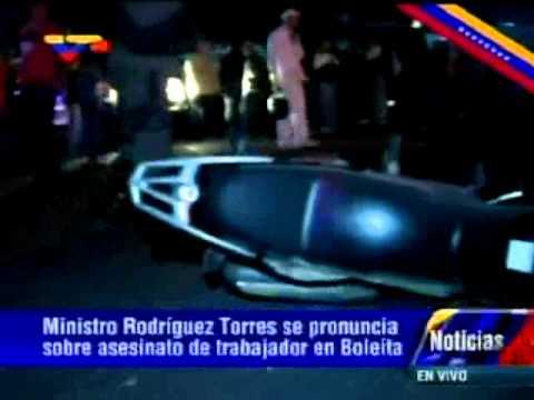 Muere joven por cable atravesado por manifestantes