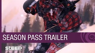 Steep - Season Pass Trailer