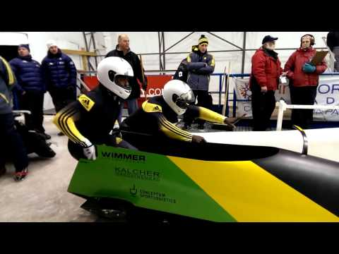 Jamaica Bobsled Team Sochi 2014 Qualification