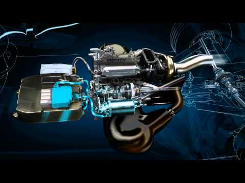 Renault decodes the new V6 power units