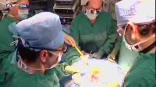 أهم الإنجازات الطبية بـ2013 |  سكاي نيوز عربية