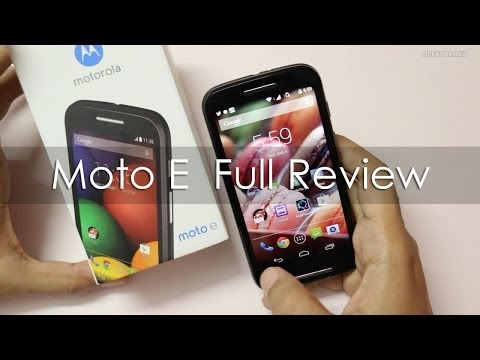 Moto E In-depth Review is it the best Budget Android Phone