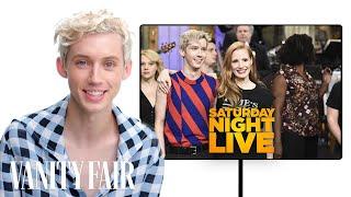 Troye Sivan Breaks Down His Fashion Looks, From SNL to the Met Gala   Vanity Fair
