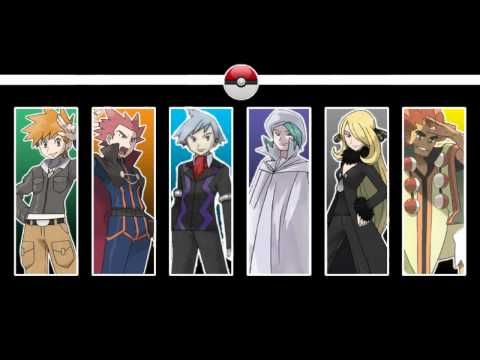 Pokemon - All Champion's Battle Theme