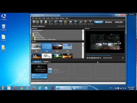 Bài 6 - Cách chạy chữ trên video - ghép chữ vào video - từ cơ bản A - Z nâng cao