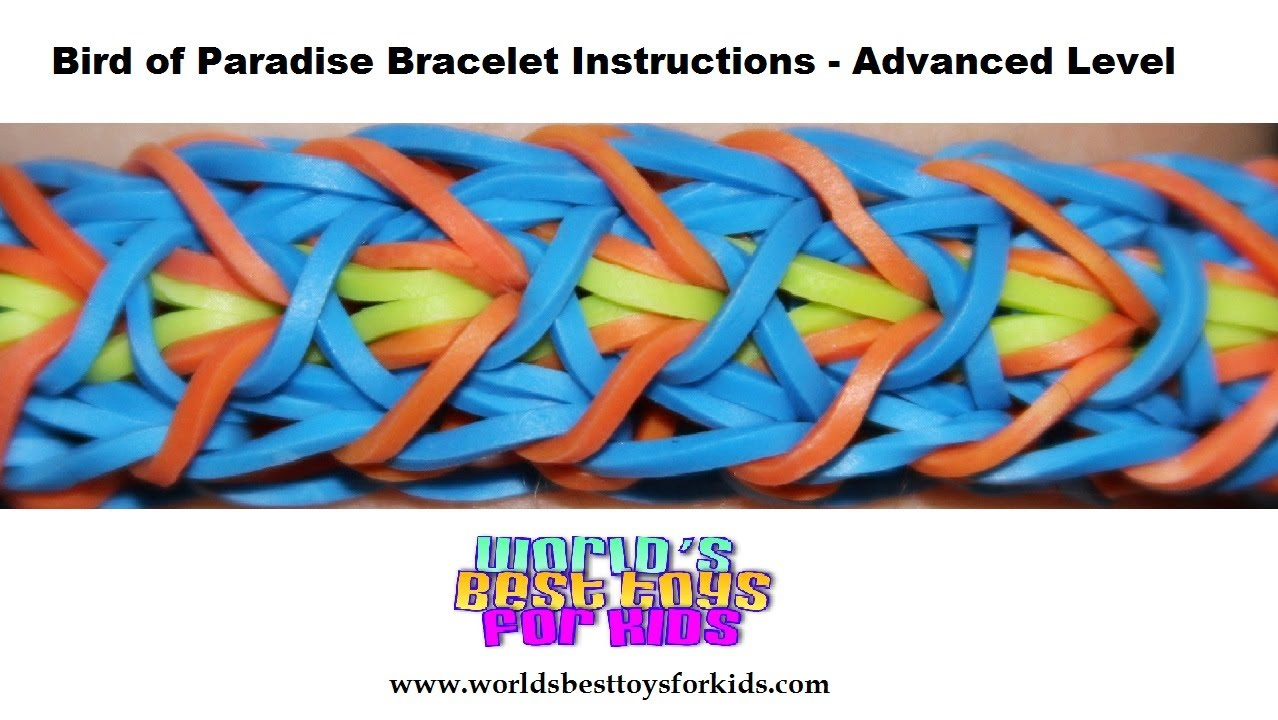 rubber band loom instructions