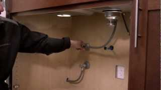 How To Install A PUSHON PEX Supply Stop ACCOR Technology