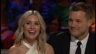 The Bachelor Colton Underwood + Cassie Randolph ~  In Love