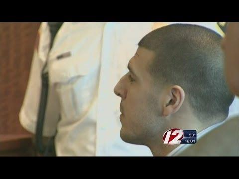 Aaron Hernandez due in court in 2012 killings