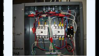 Electrical Wiring-Fire control box view on youtube.com tube online.