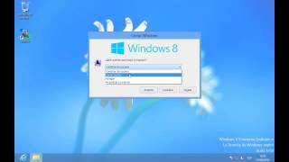 Windows 8. Cuentas de usuarios