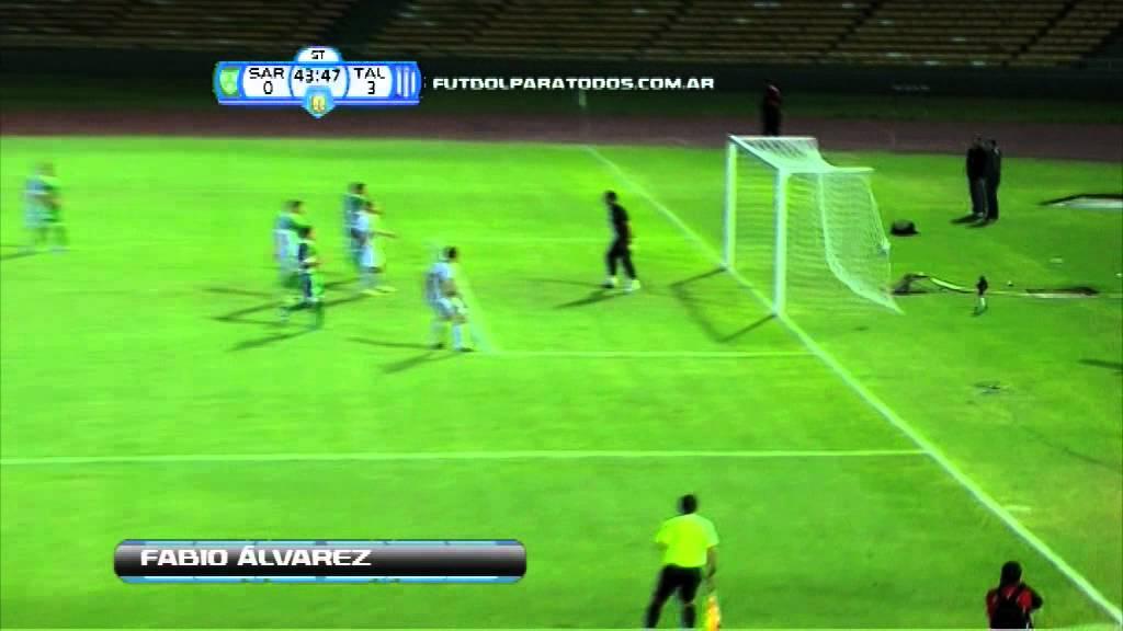 Talleres Cordoba 3-0 Sarmiento Junin