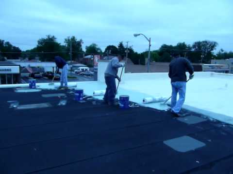 Roof Coating Hydro Stop System 847 295 7900 Www Cpmgi